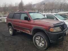 Вилючинск Montero Sport 2000
