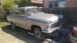Новосибирск 21 Волга 1957