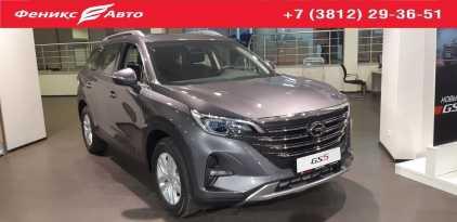 Омск GAC GS5 2020