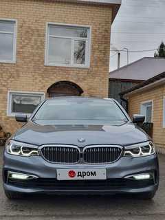 Омск BMW 5-Series 2017