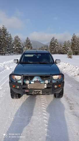 Курумкан L200 2007
