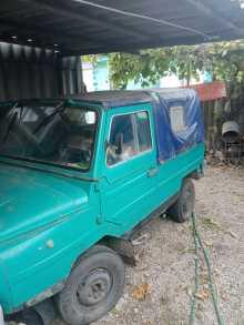 Курск ЛуАЗ-969 1988