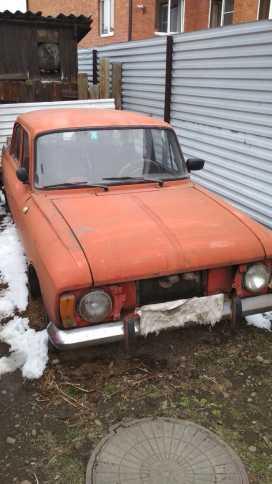 Иркутск 412 1985
