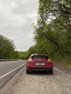 Хабаровск Honda CR-Z 2012