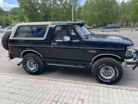 Bronco 1995