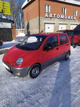 Омск Daewoo Matiz 2010