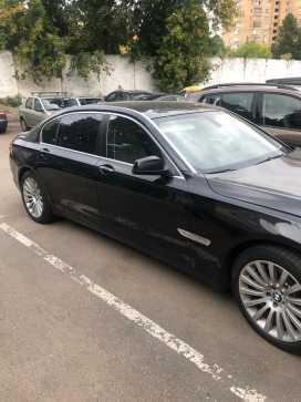 Москва BMW 7-Series 2011
