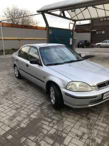 Краснодар Civic Ferio 1997