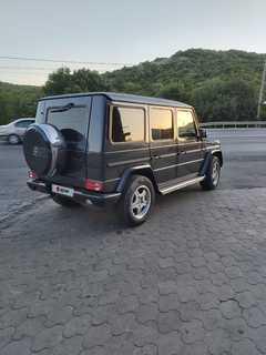 Екатеринбург G-Class 1999