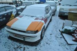 Благовещенск Corolla FX 1988
