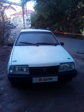 Астрахань Лада 21099 1997