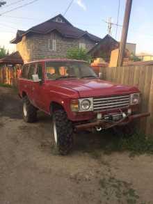 Ангарск Land Cruiser 1985