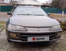 Выселки Corolla Levin 1999