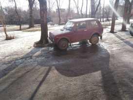 Смоленск 4x4 2121 Нива 2002