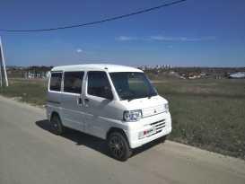 Minicab MiEV 2012