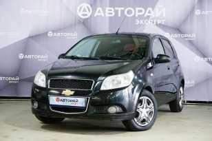 Ульяновск Aveo 2009