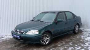 Тула Civic 1999