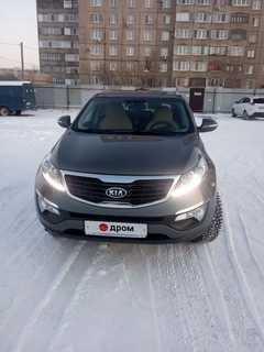 Оренбург Kia Sportage 2012