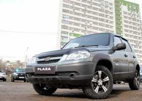 Уфа Niva 2011