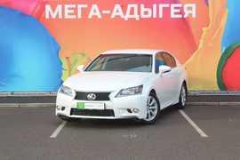 Краснодар GS250 2012