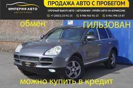 Барнаул Cayenne 2004
