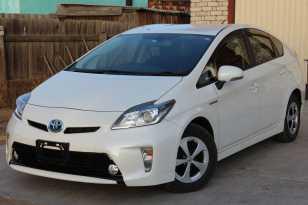 Оловянная Toyota Prius 2013
