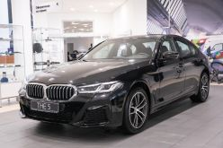 Москва BMW 5-Series 2021