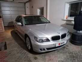 Советский BMW 7-Series 2001