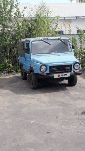 ЛуАЗ-969 1989