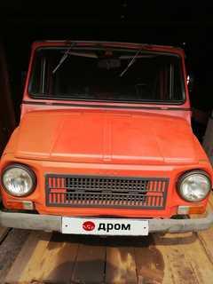 Ванино ЛуАЗ-969 1985
