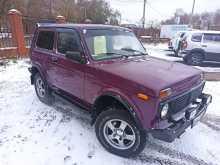 Тольятти 4x4 2121 Нива 2004