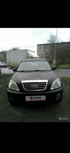 Каменск-Уральский Tiggo T11 2009