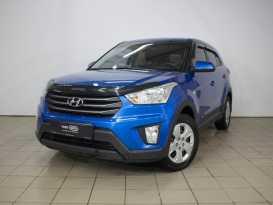 Калуга Hyundai Creta 2017