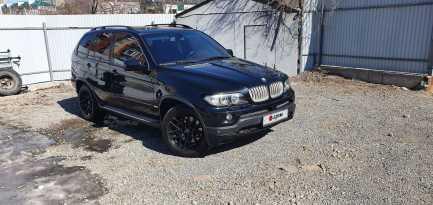 Владивосток BMW X5 2004