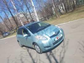Хабаровск Toyota Vitz 2008