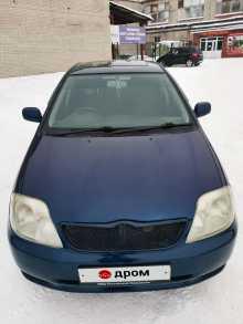 Искитим Corolla Runx 2002