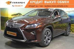 Новосибирск RX350 2015