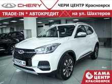 Красноярск Chery Tiggo 4 2020