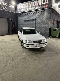 Иркутск Nissan Sunny 1999