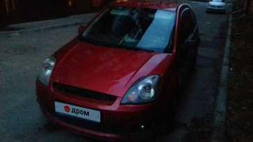 Краснодар Ford Fiesta 2007