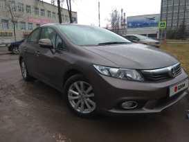 Пермь Civic 2012