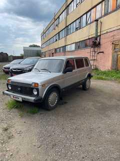 Ярославль 4x4 2131 Нива 2012