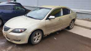 Красноярск Mazda3 2003