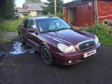 Кемь Sonata 2003