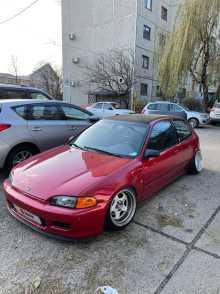 Краснодар Civic 1994