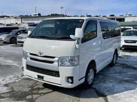 Владивосток Toyota Hiace 2017