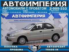 Красноярск Lanos 2008