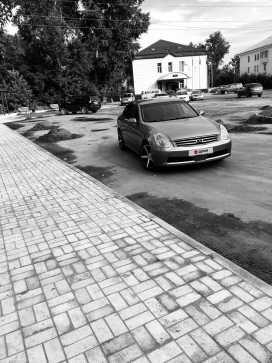 Нижнеудинск G35 2002