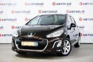 Ульяновск Peugeot 308 2012