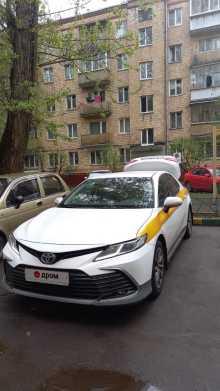 Москва Camry 2021
